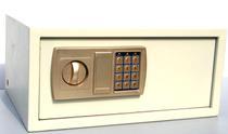Cofre Eletrônico Digital Aço com 2 Chaves De Segurança 43EDA - Teem