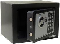 Cofre Eletrônico Digital Aço Teclado Senha + Chaves Parede - Importway