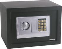 Cofre Eletrônico Digital Em Aço C/ Chave Reserva - Anima -