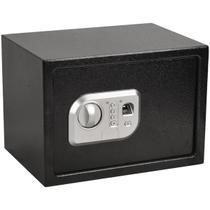Cofre Eletrônico Digital Grande 35x25x25 Aço Senha Biometria - Importway