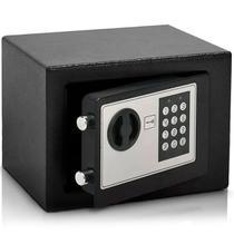Cofre Eletrônico Digital Médio 23x17x17cm Chave Reserva - Importway