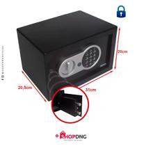Cofre Eletrônico Digital - Segurança e Resistência 31x20 - Importway