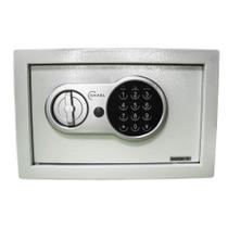 Cofre Eletrônico Digital Senha Ou Chave 31x20x20 Shael -