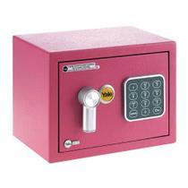 Cofre Eletrônico Mini 17x23x17cm - 05573001 - Yale -