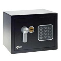 Cofre Eletrônico Safe Compact Yale Mini Black -