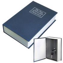 Cofre Livro 3 Tamanhos Dicionário Inglês Dinheiro Camuflado - Top Total