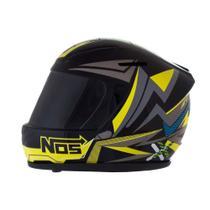 Cofre mini capacete decorativo pro tork nos abstract -