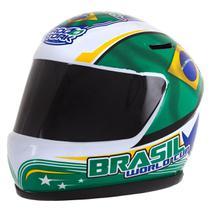 Cofre Mini Capacete Pro Tork Brasil -