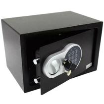 Cofre Segurança e Fechadura Eletronica Digital - 31x20cm - Importway