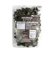Cogumelo Desidratado Kikurage Funghi 50g - Fujiyama