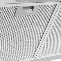 Coifa em Vidro Curvo Inox Duto Slim de 60 cm - 220 Volts - Fogatti