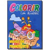 Col. Colorir C/atividades-10.tit - Todolivro -