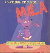 Col. Esconde-Esconde (Brinquedos): Mila a Ratinha - Cms Editora Ltda