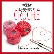 Col. manequim - crochê - introdução ao crochê - Editora Escala