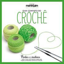 Col. manequim - crochê - pontos e motivos - Editora Escala