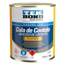 Cola de Contato 750 GR 24301000730 TEKBOND -