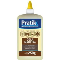 Cola Madeira Pratik 250G -