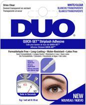 Cola para Cílios Postiços DUO Quick-set Striplash Adhesive -