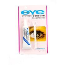 Cola Para Cílios Postiços Eye Eyelash Adhesive Branca -