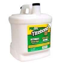 Cola para Madeira III Ultimate Wood Glue Projug 6026029 Titebond 8,14 Kg -