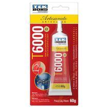 Cola permanente 60g t6000 tekbond -