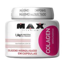 Colagen 500 100 cáps - Max Titanium -