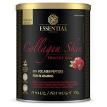 Colágeno Collagen Skin em Pó Hidrolisado Cranberry 300g - Essential Nutrition