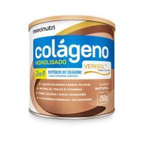 Colágeno Verisol Hidrolisado 2 em 1 250gr - MaxiNutri -