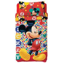 Colcha Infantil Dupla Face Bouti Mickey - Lepper