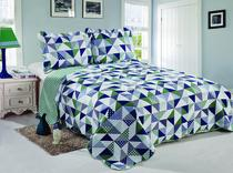 Colcha Patchwork Queen 2,40x2,60 Veridiana - Camesa