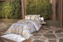 Colcha Solteiro Sleep Innovi 2 PC Enrico  Kacyumara -