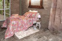 Colcha Solteiro Sleep Innovi 2 PC Liz  Kacyumara -