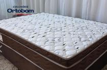 Colchão Casal ISO 150 Ortopillow Ortobom D45  Ortobom -