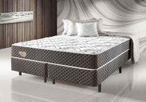 Colchão Casal Queen Size Molas Ensacadas Relax Adorabile Marrom 158x198x26 - Ecoflex colchoes -