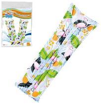 Colchao Inflavel Flamingo Estampado 183X69Cm Summer Fun - Wellmix
