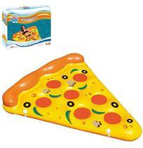 Colchao Inflavel Pizza 175X130Cm Summer Fun Na Caixa - Wellmix