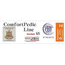 Colchão Orthoflex D45 Comfortpedic Line Casal 138 - A Costa Rica