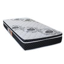 Colchão Sempre Firme CASAL D65 Pillow - Espuma - 138x188 - Gazin
