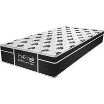 Colchão Solteiro Pillow Top Prodormir Dark - Probel -