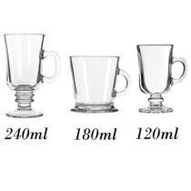 Coleção 3  xícaras Dolce Gusto Nespresso - Libbey -