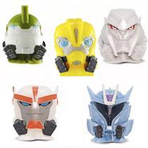 Coleção 5 Miniaturas Transformers Mash'ems Dtc -