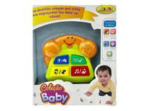 Coleção Baby Brinquedo Musical Telefone - Coloria -