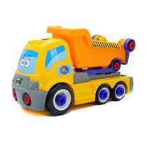 Coleção Big X Truck - Basculante Homeplay -