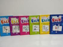 Coleção Diário de Aventuras da Ellie com 6 livros - Ciranda Cultural