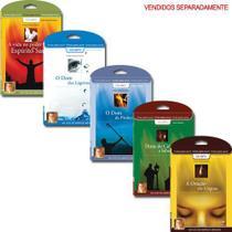 Coleção Dons do Espírito - Livros para ouvir - Márcio Mendes - Armazem