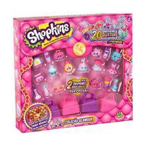 Coleção Glamour Shopkins 3996 Dtc -