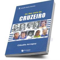 Coleção Ídolos Imortais Os Dez Mais do Cruzeiro Tostão Sorín - Maquinária