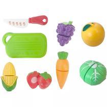 Coleção Infantil Food Truck Hortifrúti 14 Peças Buba 8283 -