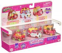 Coleção Italianinhos Cutie Cars Shopkins - DTC 5101 -