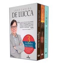 Coleção José Carlos De Lucca Box 3 vols. - Intelítera
